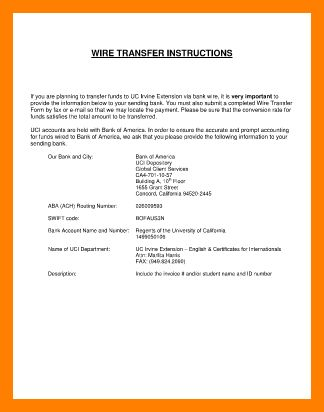 11+ wire transfer form template | hostess resume