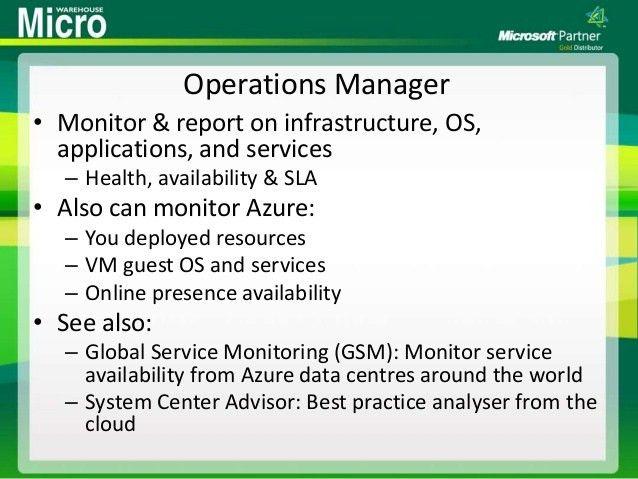 Microsoft Azure & Hybrid Cloud