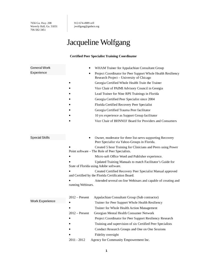 project manager resume example. dog trainer sample resume how to ...