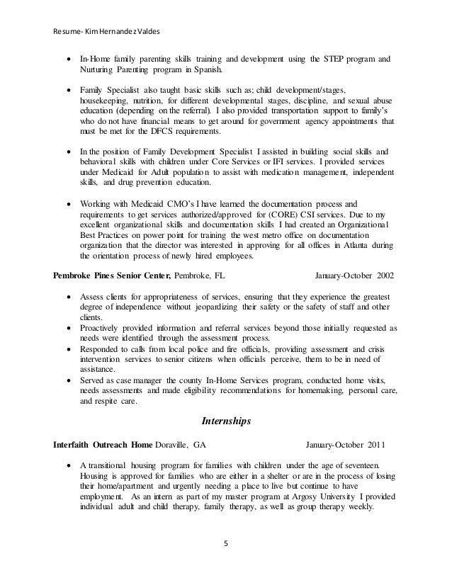 Kim H. Valdes Resume