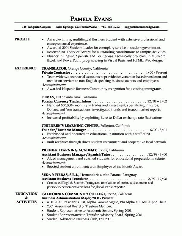 Cna Resume Samples | Template Design