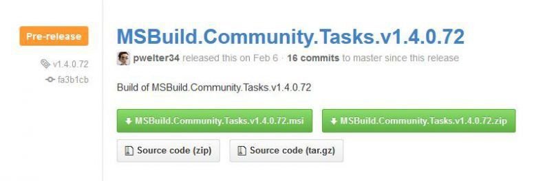 Using DNN Visual Studio Project Template | My Tec Bits