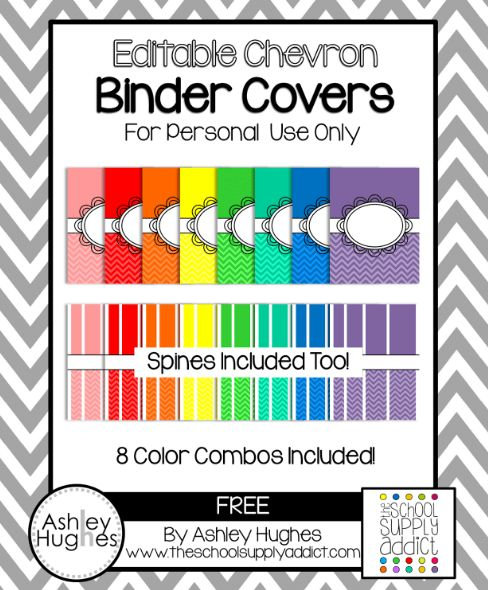 150+ Free Unique & Creative Binder Cover Templates | UTemplates