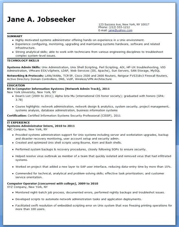 Entry Level It Resume Objective Entry Level It Resume Reddit Entry ...