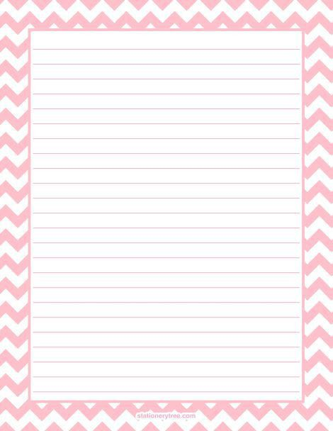 FREE Printable: Small Rainbows Writing Paper | Stationery ...