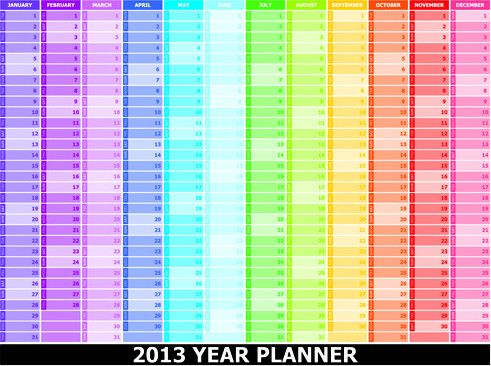 Daily planner free vector download (175 Free vector) for ...