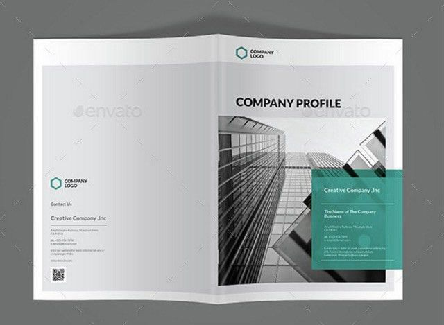 Company Brochures: 20 Awesome Designs with Templates