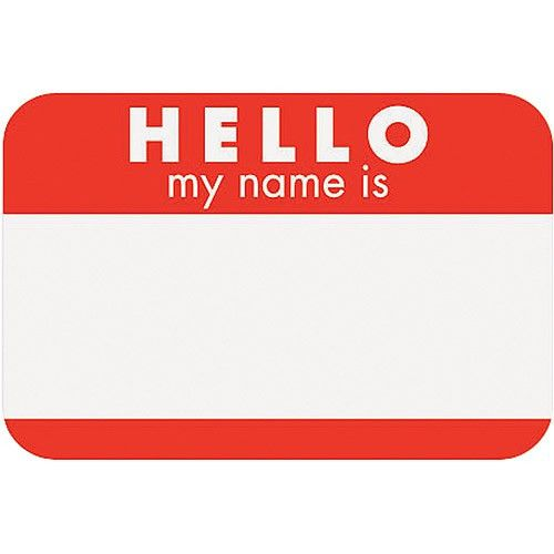 11 Best Images of Target Name Tag Printable - hello my name is ...