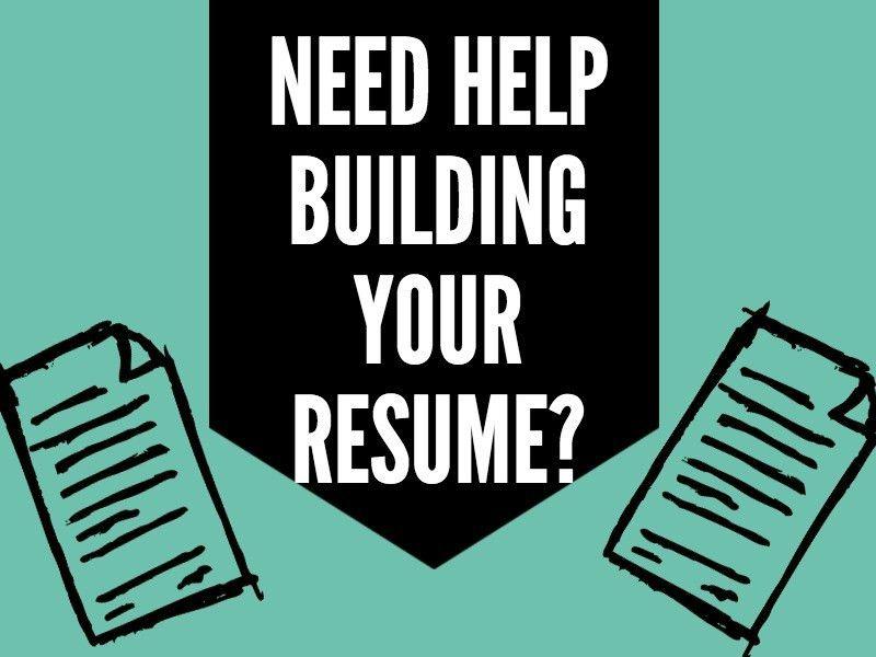 Build Resume | free excel templates