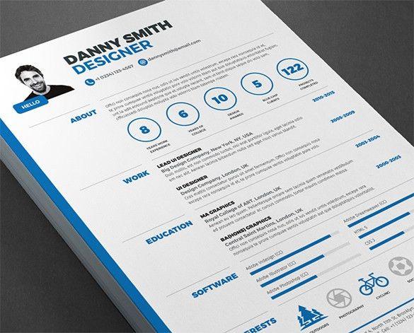 Designer Resume Template – 8+ Free Samples, Examples, Format ...