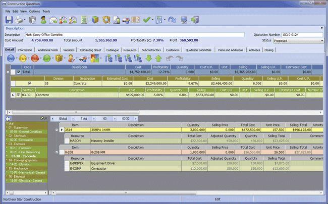General Contractor Management Software - App | Maestro