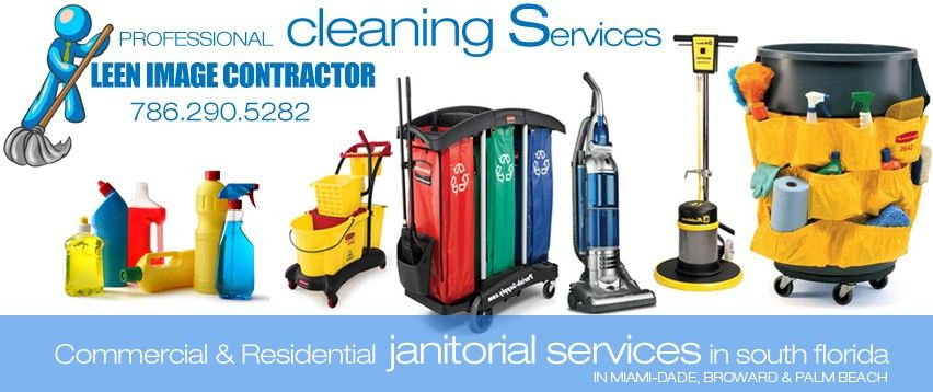 Miami Cleaning Services South Florida Commercial & Residential ...
