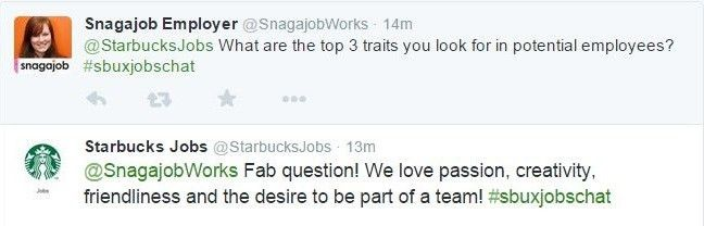 Starbucks job interview questions | Snagajob