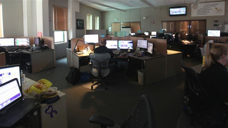 Weber 911 dispatch center moves hinges on negotiations