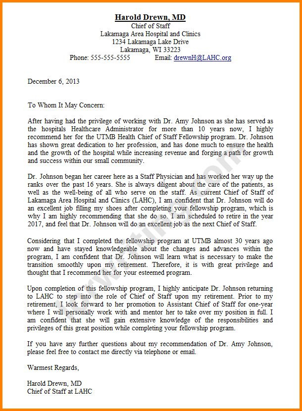 3+ letter of recommendation template graduate school | quote templates