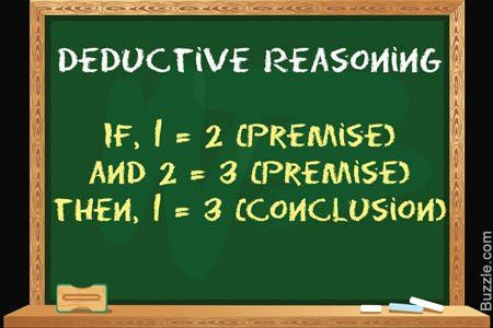 These Examples of Deductive Reasoning Will Help You Decode It ...