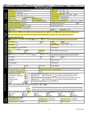 ACH Direct Application Form - Z-microtech.com