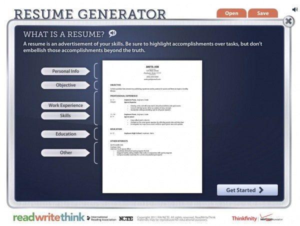 Download Resume Generator | haadyaooverbayresort.com