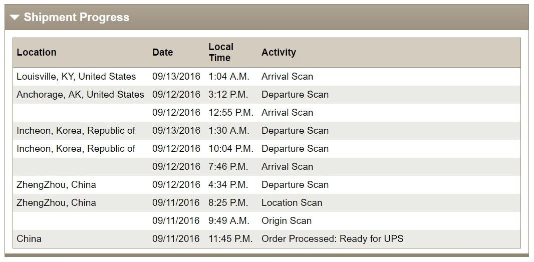 On iPhone 7 Shipping Updates and Ensuring You Get Your Package
