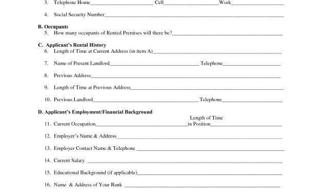 Amazing Lease Forms Free Print Images - Best Resume Examples for ...