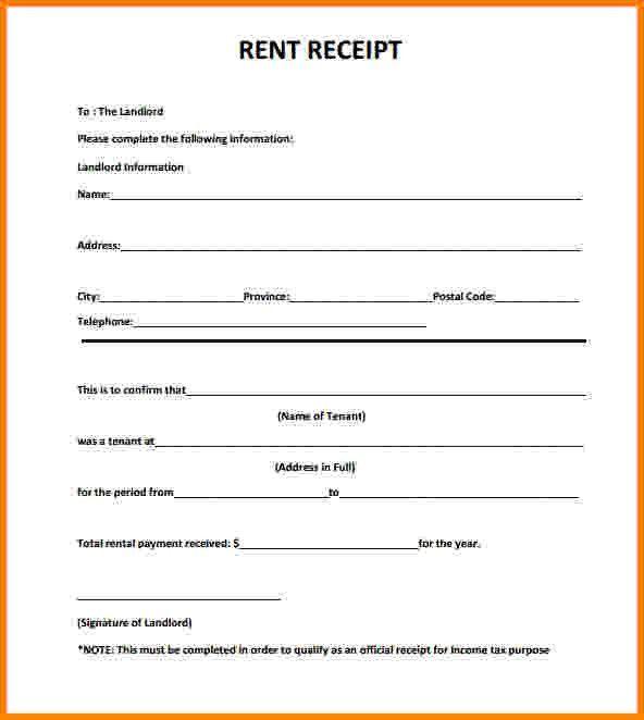 4+ rental invoice pdf | Short paid invoice