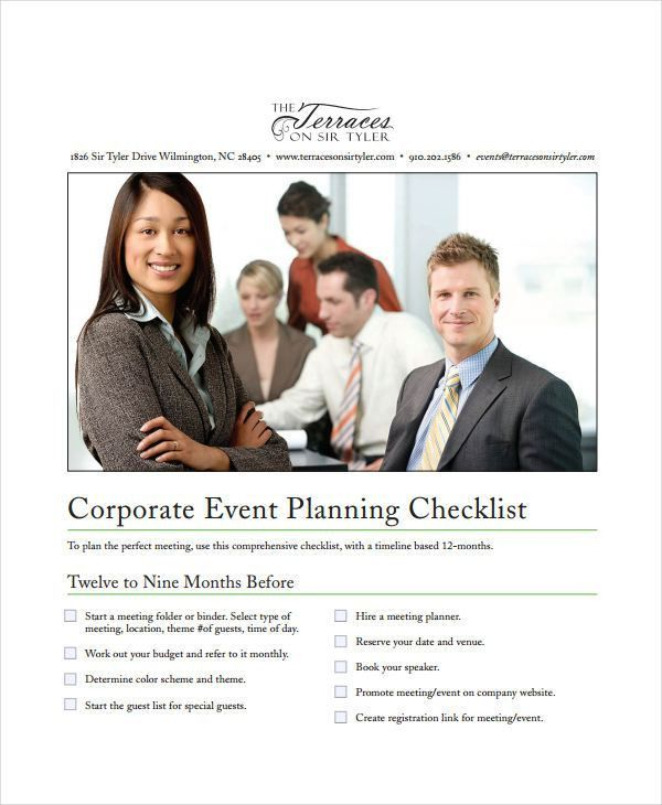 Event to Do List Templates - 7+ Free Word, PDF Format Download ...