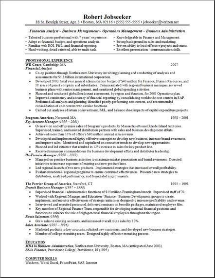 business analyst entry level cover letter