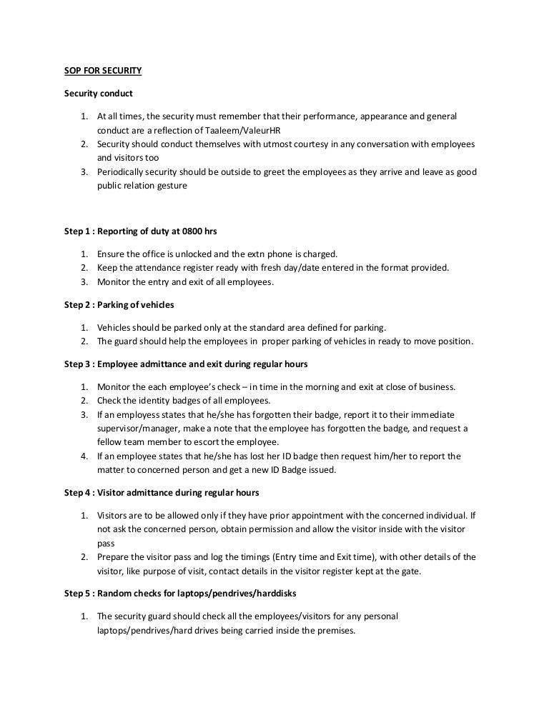 Office Manual Template. Reception Training-Manual-Template Free ...