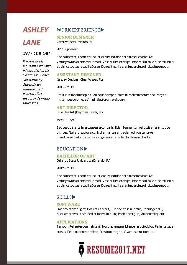 Resume Builder Word 2007. resume builder for microsoft word 2007 ...