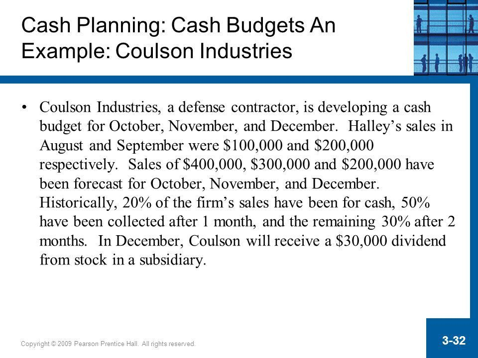 Cash Flow and Financial Planning - ppt video online download
