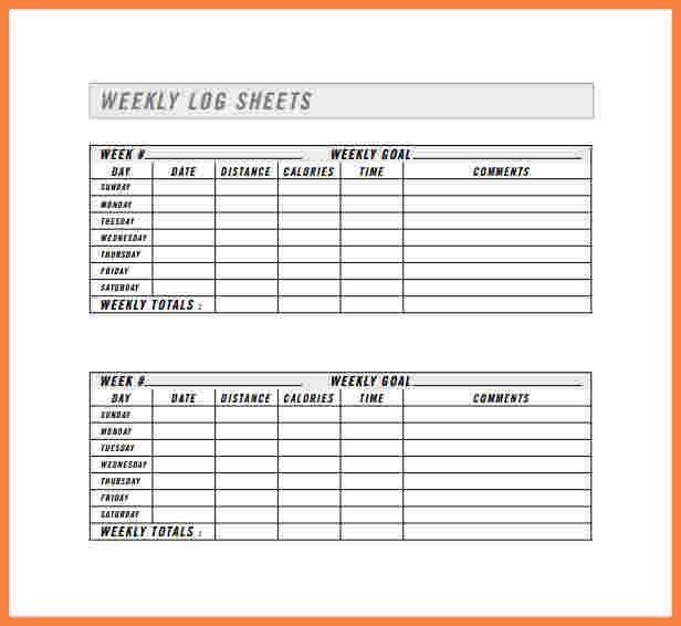 9+ payroll log sheet | Securitas Paystub