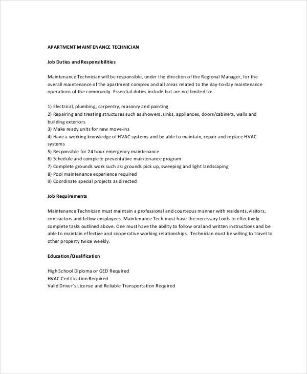 regional property manager job description 10 property manager job