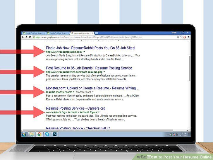 Impressive Ideas Resume Posting 11 Best Sites To Post Your Resume ...