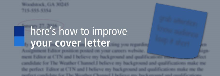 Cover Letters: how to make yours stand out from the crowd