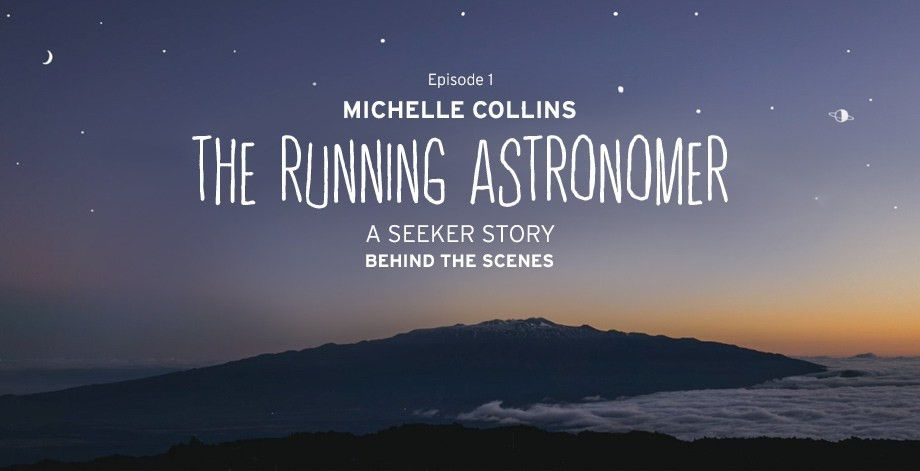 Behind The Scenes - The Running Astronomer | SAUCONY | Pinterest ...