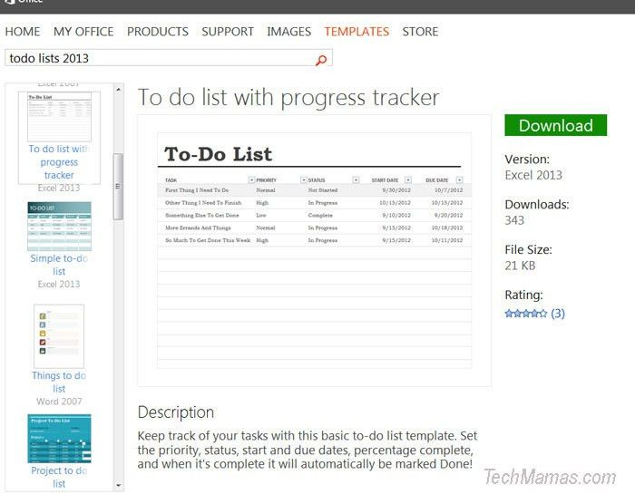 Tips to Creating Digital Chore Lists Using Microsoft Office 365 ...