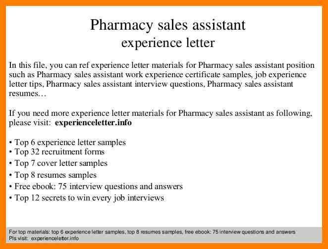 9+ job experience letter sample from employer   joblettered