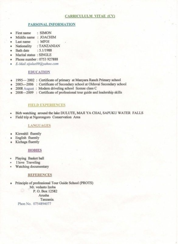Personal Skills Resume Examples. 8 resume skill examples credit ...