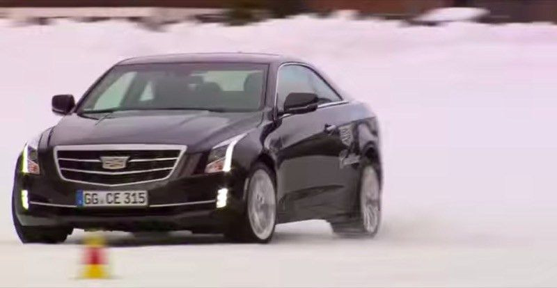 2016 Cadillac ATS Coupe Changes And Updates | GM Authority