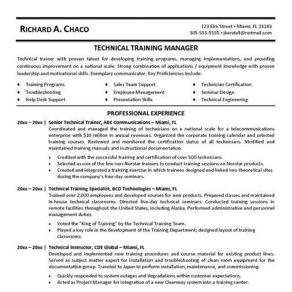 author resume samples. sample resume technical writing sample ...