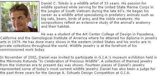 jewelry artist bio example - Jewelry Engagement