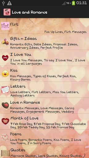Love Letters & Romantic Quotes Download - Love Letters & Romantic ...