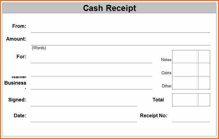 email payment receipt template