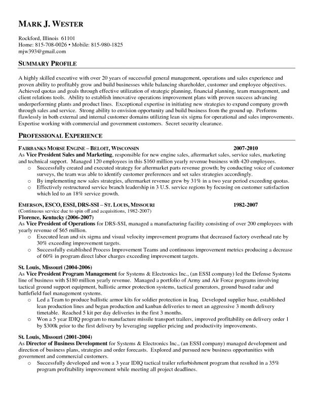 cover letter effective resume objective effective resume ...
