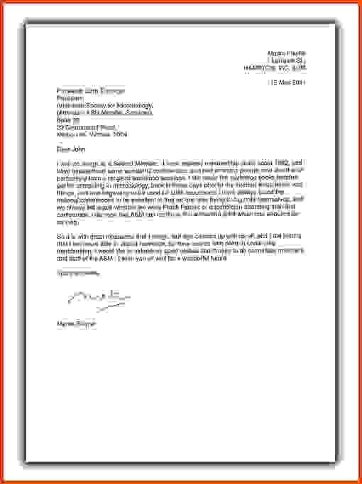 Standard Business Letters Format. Template Of Standard Business ...