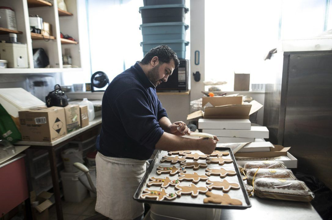 A refugee with pastry skills helps preserve jobs in Nova Scotia ...