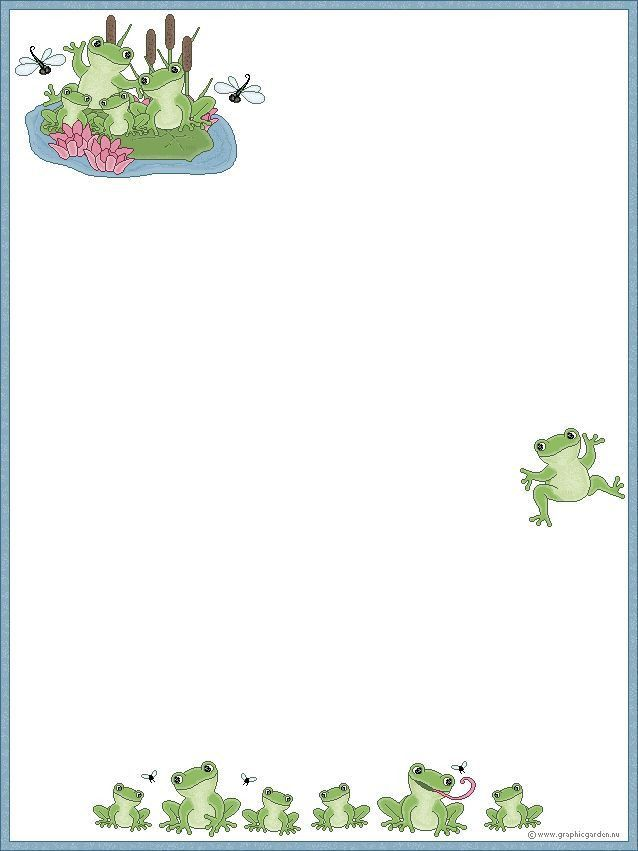 327 best Borders images on Pinterest | Stationery, Preschool and ...