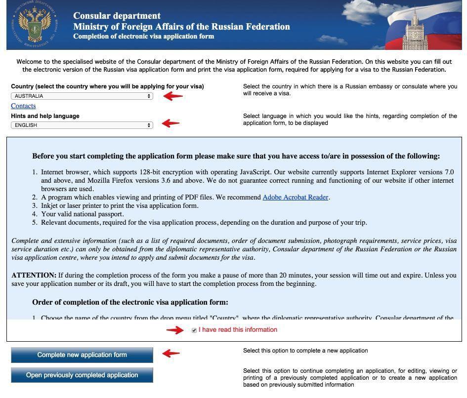 Russian visa application centre in canada dominterier.com