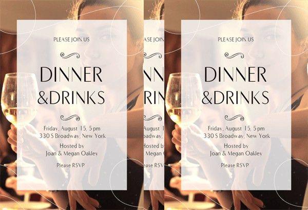 7+ Annual Dinner Invitations - JPG, PSD, Vector EPS, AI ...