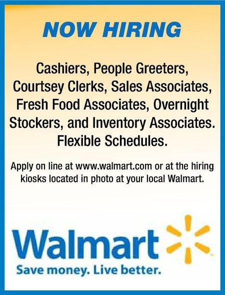 Flyerboard - Walmart - Helena Independent Record